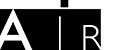 Logo AIR 50 x 122 px